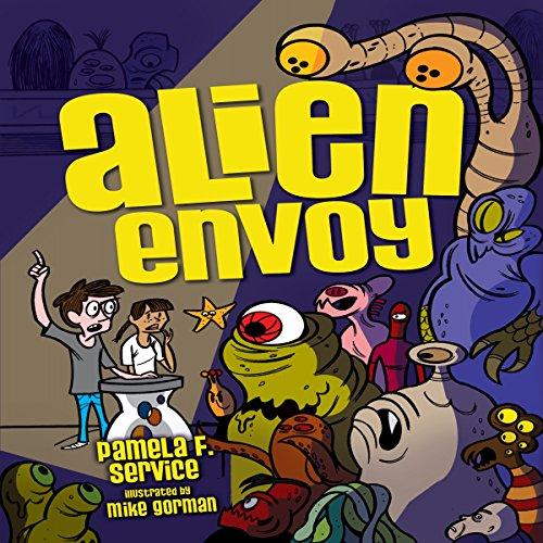 Alien Envoy copertina