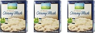 Idahoan Honest Earth Creamy Mash, 16.8 Pound (42 8-Serving Pouches)