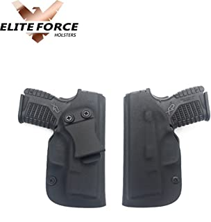 Elite Force Holsters IWB Holster for Ruger SR9C, SR9 Compact - Dual Sided Sweat Shield