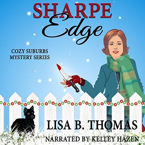 Sharpe Edge cover art