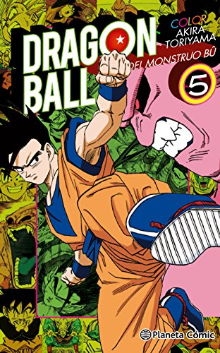Dragon Ball Color Bu nº 05/06 (Manga Shonen)