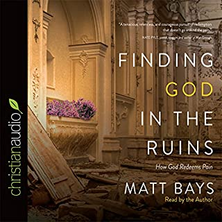 Finding God in the Ruins cover art