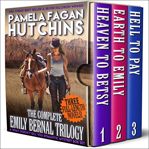 The Complete Emily Bernal Trilogy audiobook cover art