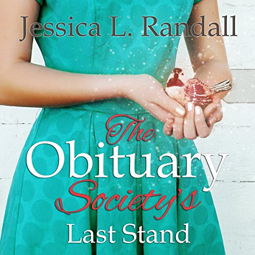 The Obituary Society's Last Stand audiobook cover art