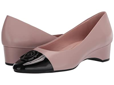 Taryn Rose Babette (Pale Rose/Black) Women
