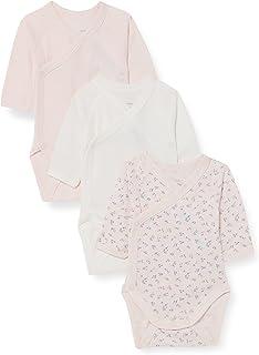 Petit Bateau Baby flicka A002d99 underkläder, flerfärgad, 0 månader