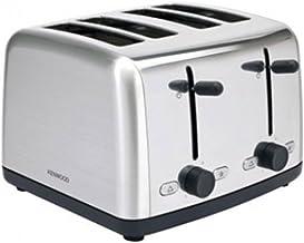 حماصة الخبز سين من كينوود - TTM480, فضي