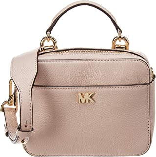 a3ea891f6a32 MICHAEL Michael Kors Mott Mini Pebbled Leather Crossbody 32T8GF5C0L-187
