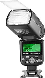 Neewer NW760 Remote TTL Flash Speedlite with LCD Display for Nikon D7200 D7100 D7000 D5500 D5300 D5200 D5100 D5000 D3300 D...