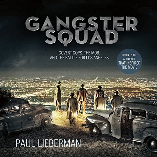 Gangster Squad audiobook cover art