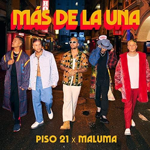 Piso 21 & Maluma