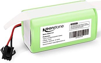Keenstone Batería de Reemplazo para Conga Excellence 990, 14.4V 2600mah Li-Ion, Compatible con Conga Excellence 990 950 10...