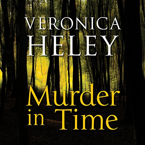 Murder in Time audiobook cover art