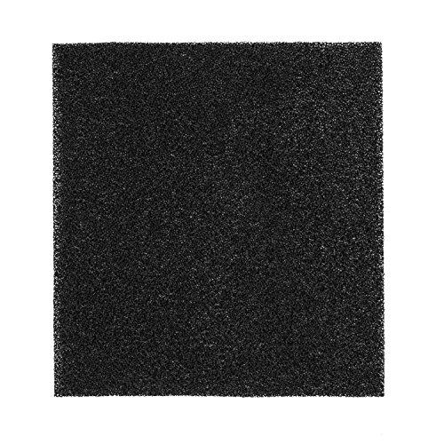 Klarstein filtro de carbón activo para el deshumidificador Drybest 22x24 cm filtro de reemplazo