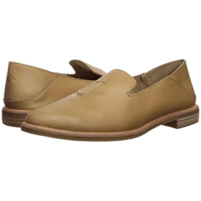 Sperry Seaport Levy Leather (Tan) Women