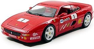 Ferrari F355 Challenge Red 1/24 Diecast Model Car by Bburago