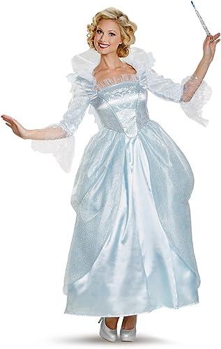 el mas reciente Disfraz mujer Hada Madrina de la película adultos disfraz disfraz disfraz de Prestige  solo para ti