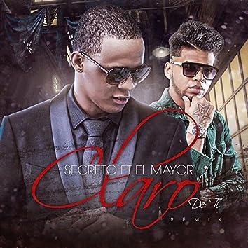 Claro de Ti (Remix) [feat. El Mayor]