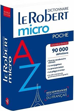 Dictionnaire Le Robert Micro poche [Lingua francese]