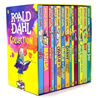 Roald Dahl 15-Book Boxed Set-PROP-RMS