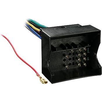 amazon.com: metra 70-9003 radio wiring harness for audi/bmw/vw 2002-up: car  electronics  amazon.com