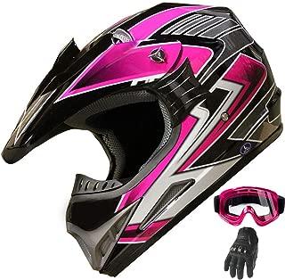 womens pink motocross gear