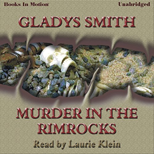 Murder in the Rimrocks cover art