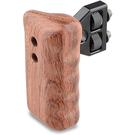 Camvate Dslr Holz Griff Für Rechts Grip Halterung For Kamera