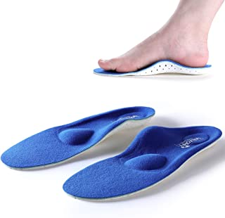 comprar comparacion Walkomfy Plantillas Ortopedicas para Hombre y Mujer, Memory Foam Plantillas para Zapatos, para aliviar la Fascitis Plantar...