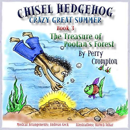 Chisel Hedgehog, Book 3 audiobook cover art