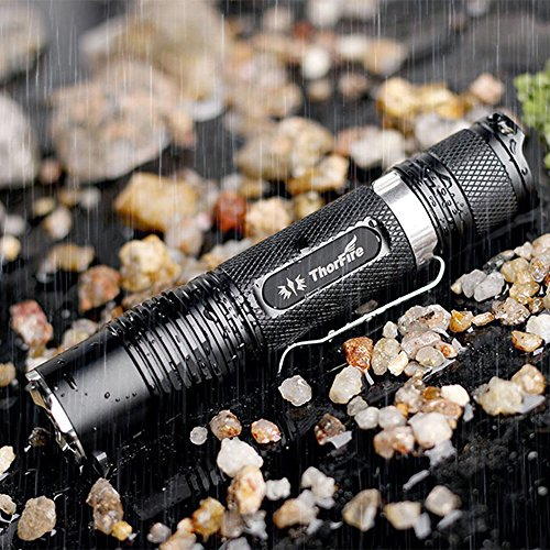 ThorFire 18650 Flashlight