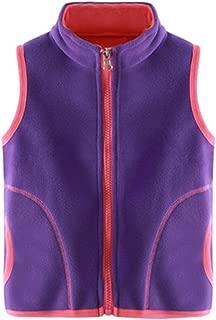 purple gilet