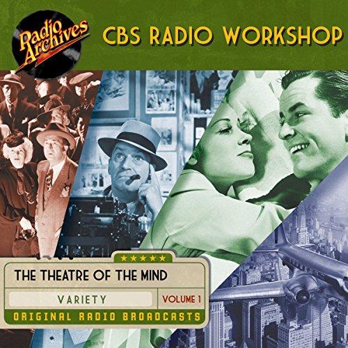 CBS Radio Workshop, Volume 1 copertina