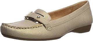 e940d1cec3de Naturalizer Women s Gisella Loafer Flat Black