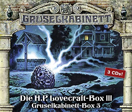 Die H.P.Lovecraft-Box III