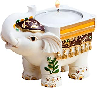 Good Luck Elephant Candle Holders – Good Luck Favors, 24 count