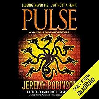 PULSE (A Jack Sigler Thriller - Book 1)  audiobook cover art