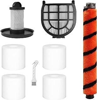 4 Pack Foam & Felt Filters, 1 Soft Main Brush, 1 Pre-Motor Filter & 1 Post-Motor Hepa Filter for Shark LZ600, LZ601, LZ60...