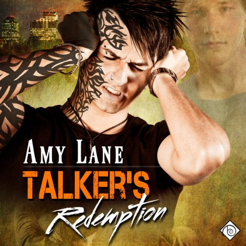 Talker's Redemption audiobook cover art