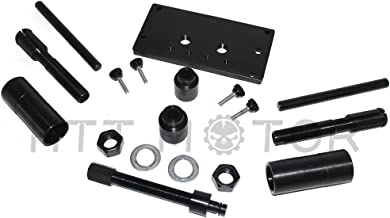 XKMT Group FOR HARLEY DAVIDSON ALL TWIN CAM YEARS INNER CAM BEARING INSTALLER PULLER TOOLS