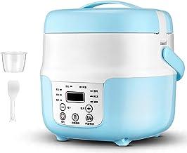 Rijstkoker (2L/400W) Huishoudelijke Multifunctionele Rijstkoker, automatische warmtebehoud, voor 1-4 personen
