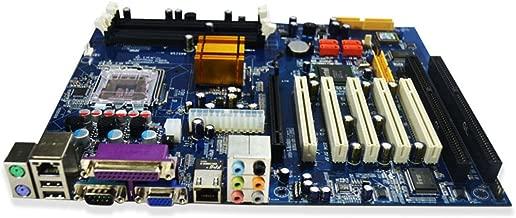 EIPKH Factory Price Desktop Motherboard LGA775 Core 2/Pentium CPU DDR2 2xISA Slot 5xPCI Dual Nic Win XP Micro-ATX Desktop Motherboard