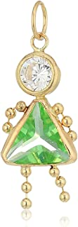 Best birthstone gold charms Reviews