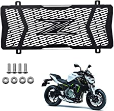 Z650 Motorcycle Radiator Grille Grill Guard Protective Cover Grill For Kawasaki Z650 2017 2018