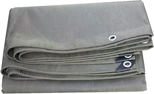Pengbu MEIDUO Baches La bache imperméable Verte imperméable Verte de Tissu imperméable Militaire Peut être Toile personnalisée 550g m2 pour l'extérieur