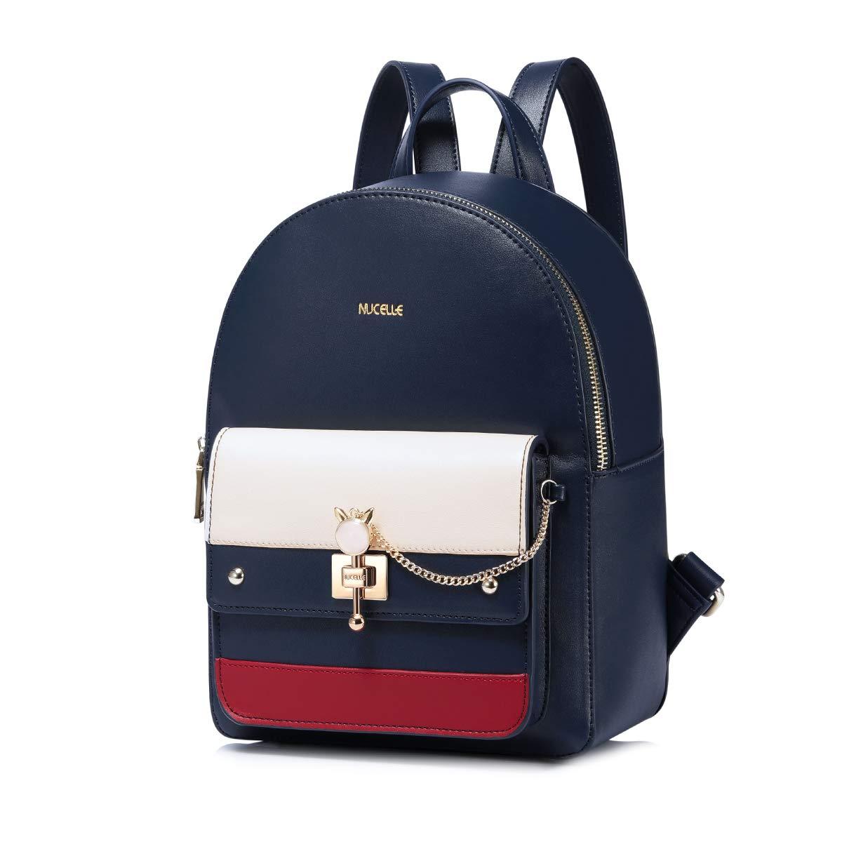 ニュージーランドの女の子のバックパックの女性のショルダーバッグファッションコントラストカラーモザイク韓国語バージョンの大学レジャー旅行の女の子のバッグ