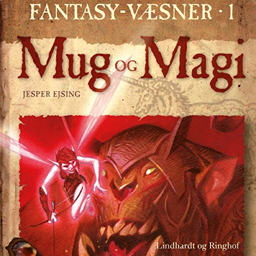 Mug og Magi cover art