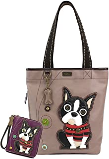 667c74fb1549 Chala Handbags Big- Everyday Tote Women Handbag with Zip Around Wallet