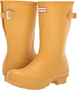 Original Short Back Adjustable Rain Boots