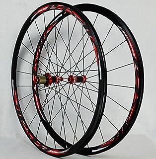 700Cロードバイク自転車カーボンシールベアリングホイールストレートプルV / Cブレーキ30MM合金リムホイール